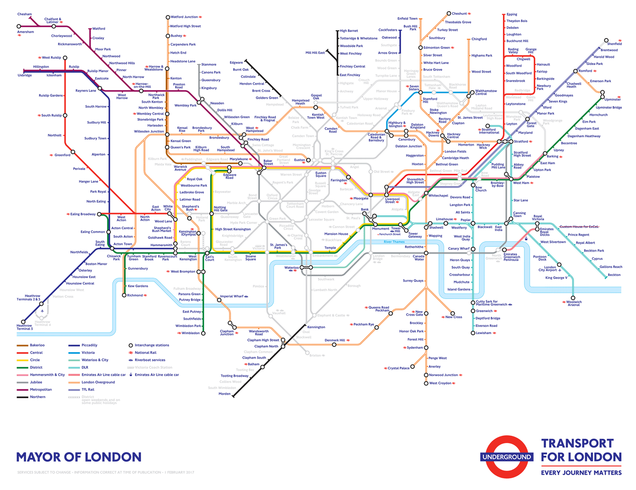 February Tube Strike Map and Latest Updates Mapway