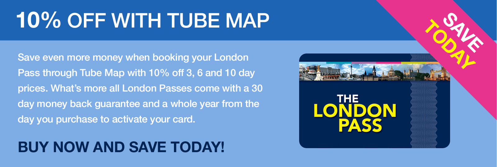 Tube Map Guide to the Best London Attractions Mapway