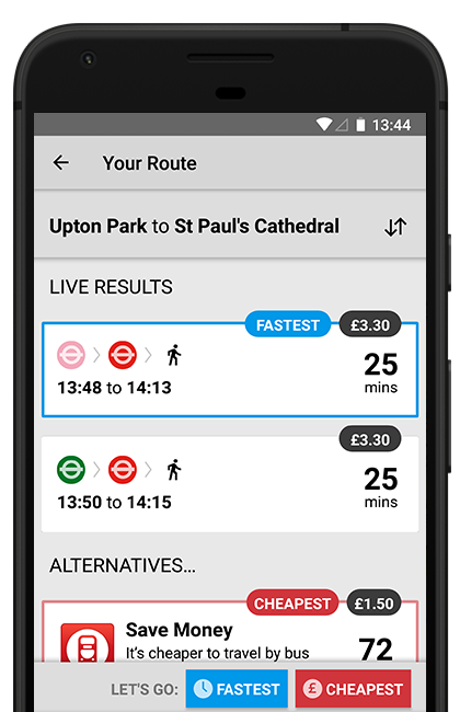 tube-map-realtime-route-planner